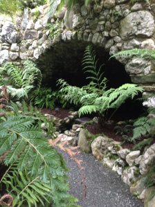 Fernery grotto