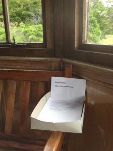 Poem box