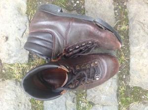 Split boot