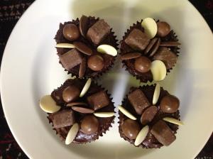 Sybil's cupcakes