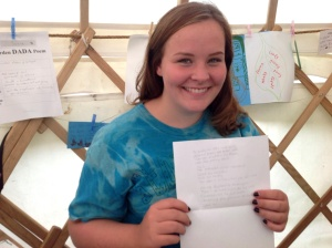 Eilidh and her poem