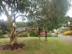 Poet Tree and children mr