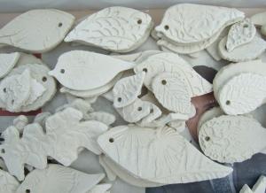 Porcelain leaves drying 10Aug
